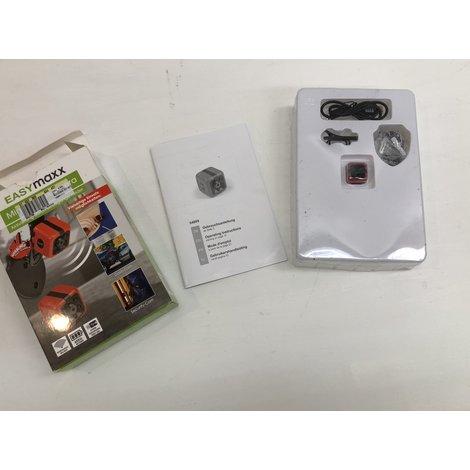 EasyMaxx Mini-bewakingscamera met bewegingsmelder 1280 x 720 pix