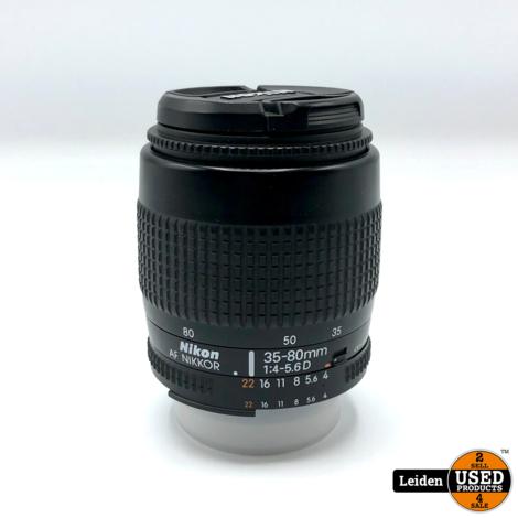Nikon AF 35-80mm F:4-5.6D Lens