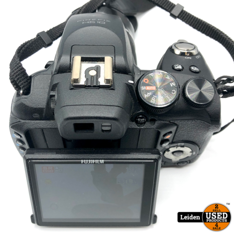 Fujifilm FinePix HS10 Camera