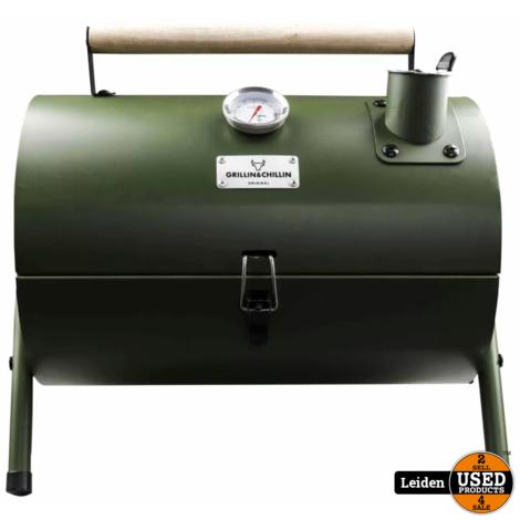 Gusta Rookbarbecue (BBQ) - Groen
