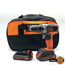 Black & Decker Accu Boormachine BDC001