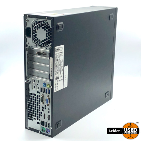 HP ProDesk 600 G1 | Intel Core i3 | 8 GB | 500 GB