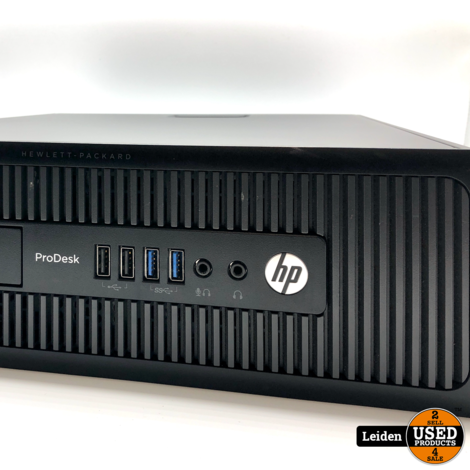 HP ProDesk 600 G1   Intel Core i3   8 GB   500 GB