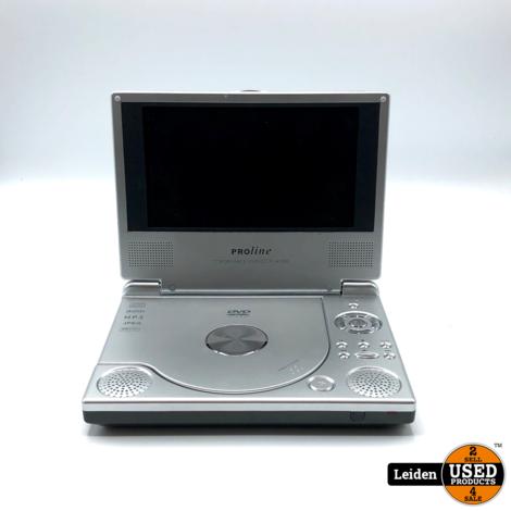 Proline DVDP708WX Portable Dvd Speler