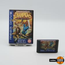 Sega Mega Drive – Eternal Champions