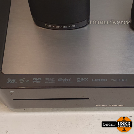 Harman Kardon BDS370 - 2.1 Home Cinema Set - Zwart