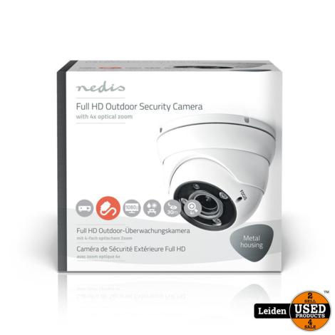 Nedis CCTV-beveiligingscamera Dome Full Hd AHDCDW20WT