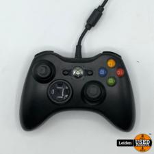 Xbox 360 Controller Wired - Zwart