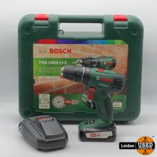 Bosch PSB 1800 LI-2 Accu klopboormachine – 18V