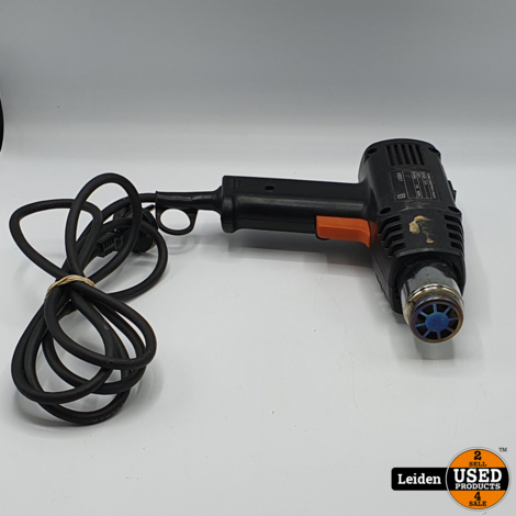 Black & Decker BD1602 Verfdroger