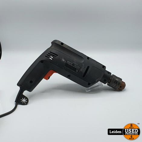 Black & Decker BD 500 R Boormachine