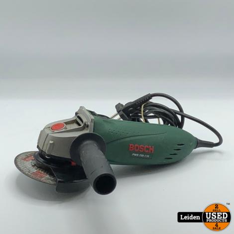 Bosch PWS 720-115 Slijptol