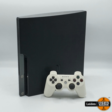 Playstation 3 Slim - 250 GB - Zwart