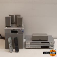 SONY STR-KSL5, FM Stereo/tuner and DVD player