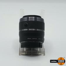 Nikon 1 NIKKOR VR 30-110mm - f/3.8-5.6 - Telezoom lens - zwart