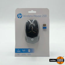 HP Wireless Muis 200