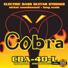 CBA-40-L | Cobra snarenset basgitaar