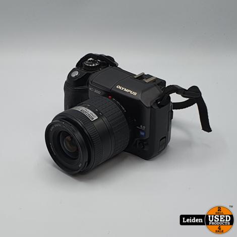 Olympus E-300 + 14-45 mm