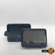 Philips Philips PD7022 - Portable DVD-speler met 2 schermen - 7 inch