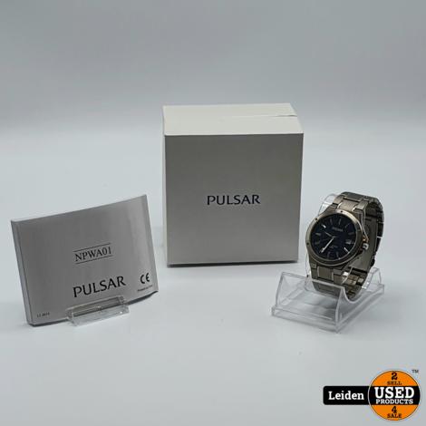 Pulsar PS9123X1 Heren Horloge