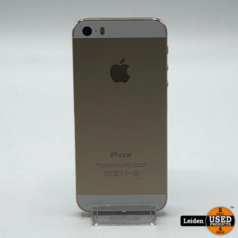 iPhone 5S 32GB - Goud