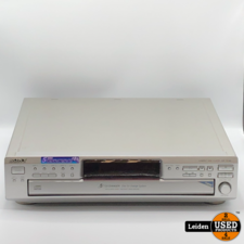 Sony CDP-CE345 5CD Wisselaar