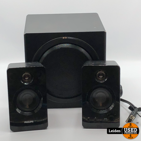 Philips SPA7355/12 Luidspreker Set