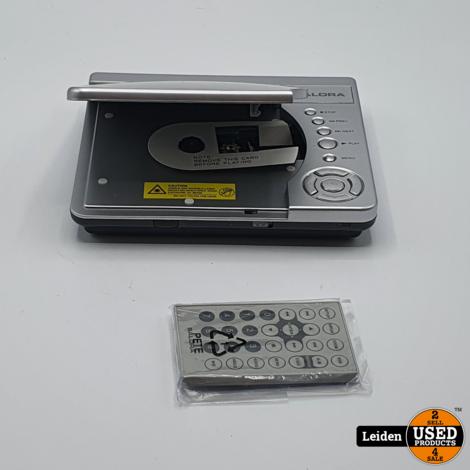 Salora DVP7020 2x7inch Portable Dvd Speler