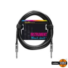 GC-220-3 | Boston Black Jack Instrumenten Kabel 3 Meter