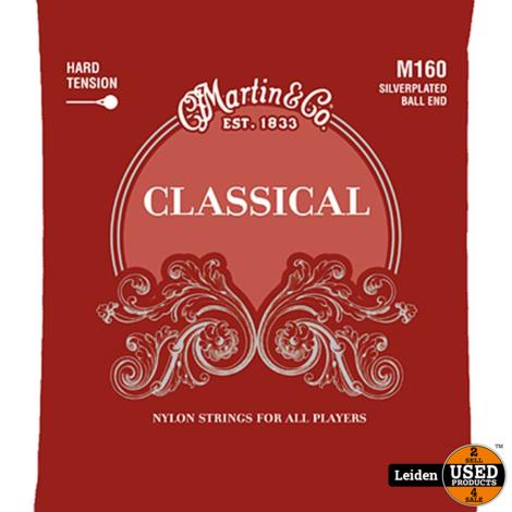 M160   Martin Classical snarenset klassiek