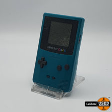 Nintendo Gameboy Color (Turquoise)