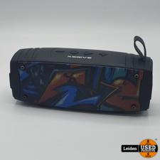 XSSIVE Bluetooth Speaker XSS-BSP02 Grafitti