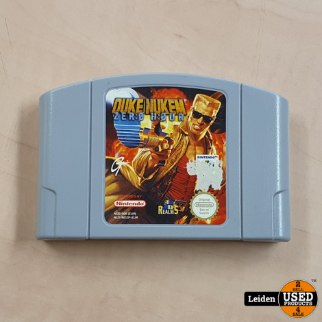 Duke Nukem Zero Hour (N64)