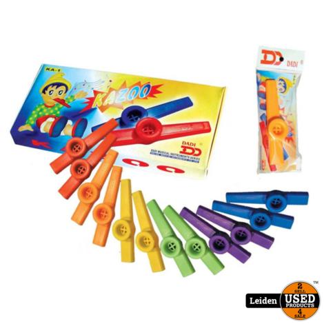 Dadi Kazoo Plastic KA-01 (prijs = per stuk)