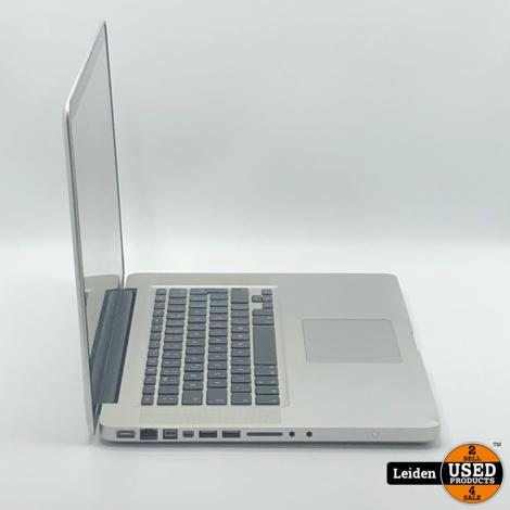 Macbook Pro (15-inch, medio 2009)