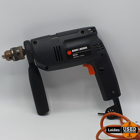 Black & Decker BD551 Boormachine