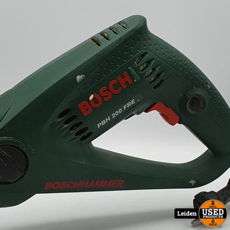 Bosch PBH 200 FRE Boorhamer