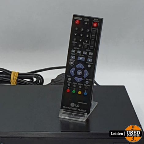 LG P220 Blu-ray Speler