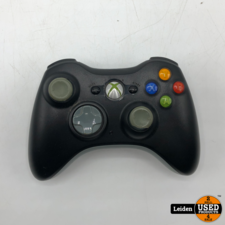 Microsoft Xbox 360 Controller - Zwart