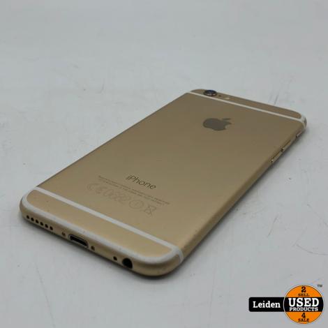 iPhone 6 16GB - Goud