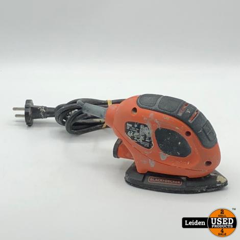 Black & Decker BEW230 Mouse Schuurmachine
