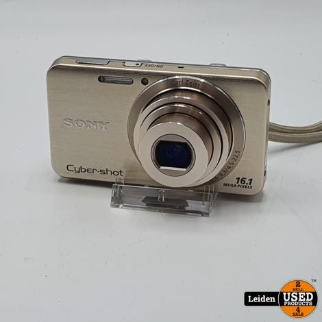 Sony Cybershot DSC-W630 Camera