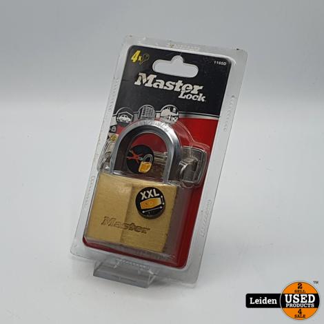 Master Lock 1165EURD Slot