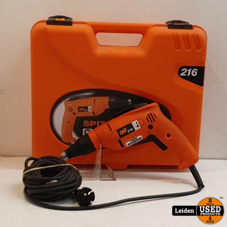 SPIT 216 Schroefmachine
