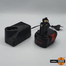 Bosch Bosch Acculader AL 60 DV 1411 + Accu