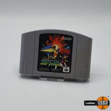 Nintendo Starfox 64  ( Japanse versie )