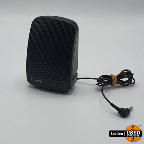 Sony SRS-27 Actieve PC Luidspreker