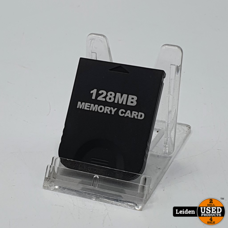Gamecube Memory Card (Third Party) 128MB