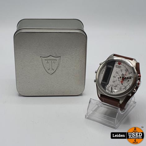 Detomaso Palermo DT2052 Horloge