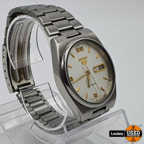 Seiko 5 Vintage Horloge
